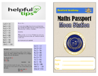 Moon Maths Passport