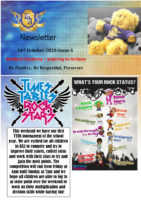 NEWSLETTER-issue 6 12th Oct 20
